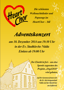 HeartChor 10.12.14